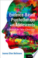 Evidence-Based Psychotherapy with Adolescents