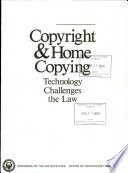 Copyright & Home Copying