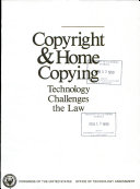 Copyright   Home Copying