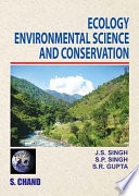 Ecology Environmental Science Conservation Book PDF