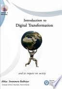 Introduction To Digital Transformation