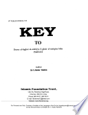 Madina Book 3 - English Key