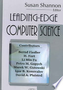 Leading Edge Computer Science Research Book