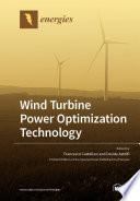 Wind Turbine Power Optimization Technology
