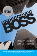 Undercover Boss Pdf/ePub eBook