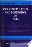 Current Politics and Economics of Asia