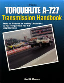 Torqueflite A 727 Transmission Handbook