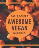 365 Awesome Vegan Recipes Book PDF