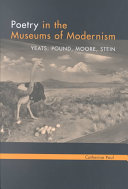 Poetry in the Museums of Modernism