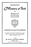 Haddock s Mastery of Self for Wealth  Power  Success