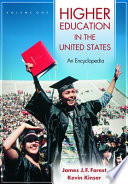Higher Education in the United States: A-L