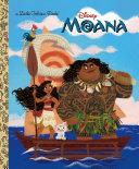 Moana Little Golden Book (Disney Moana) Pdf
