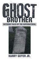 Ghost Brother Pdf/ePub eBook