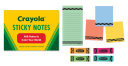 Crayola Sticky Notes