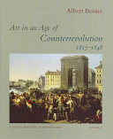 Art in an Age of Counterrevolution  1815 1848 Book PDF