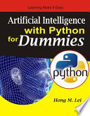Artificial Intelligence with Python for Dummies