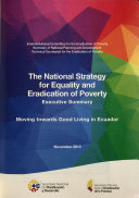 National Strategy for Equality and the Eradication of Poverty