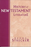 History of New Testament Literature