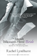 The Spanish Billionaire's Hired Bride Book