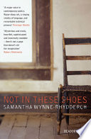 Not In These Shoes Book