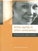Active Ageing In Active Communities