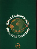 World Environmental Research Directory