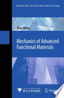 Mechanics Of Advanced Functional Materials Book PDF