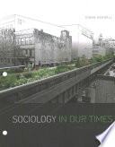 Sociology in Our Times + Wadsworth Classic Readings in Sociology + Mindtap Sociology, 1-term Access