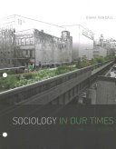 Sociology In Our Times Wadsworth Classic Readings In Sociology Mindtap Sociology 1 Term Access