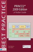 PRINCE2 2009 Edition - A Pocket Guide