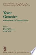 Yeast Genetics Book