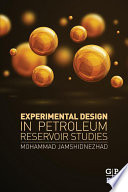 Experimental Design In Petroleum Reservoir Studies Book PDF