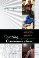 Creating Communication