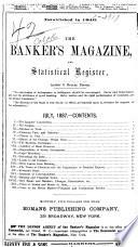 The Banker s Magazine