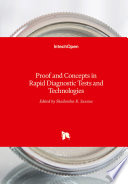 Proof and Concepts in Rapid Diagnostic Tests and Technologies