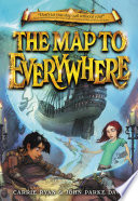 The Map to Everywhere Carrie Ryan, John Parke Davis Cover