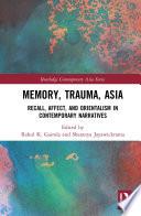 Memory  Trauma  Asia