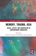 Memory, Trauma, Asia Pdf/ePub eBook