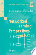Networked Learning Perspectives And Issues Book PDF