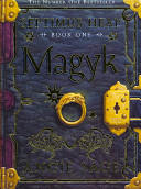 Magyk Angie Sage Cover