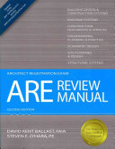 ARE Review Manual, Second Edition
