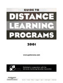 Guide to Distance Learning Programs