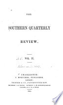 Southern Quarterly Review