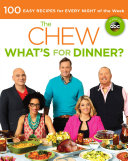 The Chew: What's for Dinner? Pdf/ePub eBook