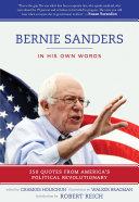 Bernie Sanders: In His Own Words Pdf/ePub eBook