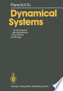 Dynamical Systems Book