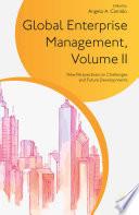 Global Enterprise Management  Volume II