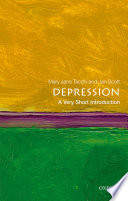 link to Depression : a very short introduction in the TCC library catalog