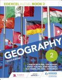 Edexcel A level Geography Book 2 Third Edition