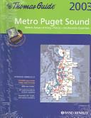 Thomas Guide 2003 Metro Puget